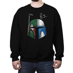 The Bounty Hunters - Crew Neck Sweatshirt - Crew Neck Sweatshirt - RIPT Apparel