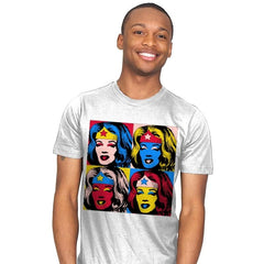 Pop Wonder - Mens - T-Shirts - RIPT Apparel