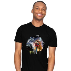To the Future - Best Seller - Mens - T-Shirts - RIPT Apparel