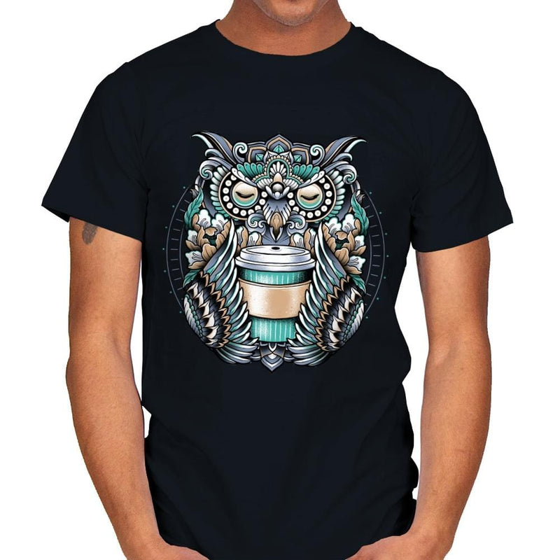 Coffee Spirit - Mens - T-Shirts - RIPT Apparel