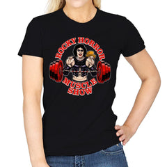 Rocky Horror Muscle Show - Womens - T-Shirts - RIPT Apparel