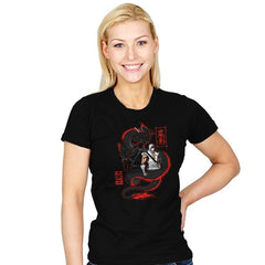 Arashikage Clan - Womens - T-Shirts - RIPT Apparel
