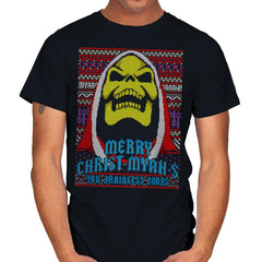 Merry Christ-Myah-s! - Ugly Holiday - Mens - T-Shirts - RIPT Apparel