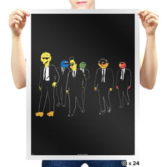Reservoir Muppets - Prints - Posters - RIPT Apparel