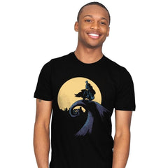 The Night Over - Mens - T-Shirts - RIPT Apparel