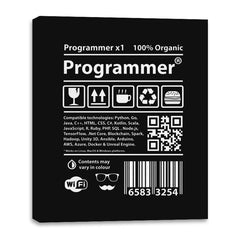 Programmer - Canvas Wraps - Canvas Wraps - RIPT Apparel