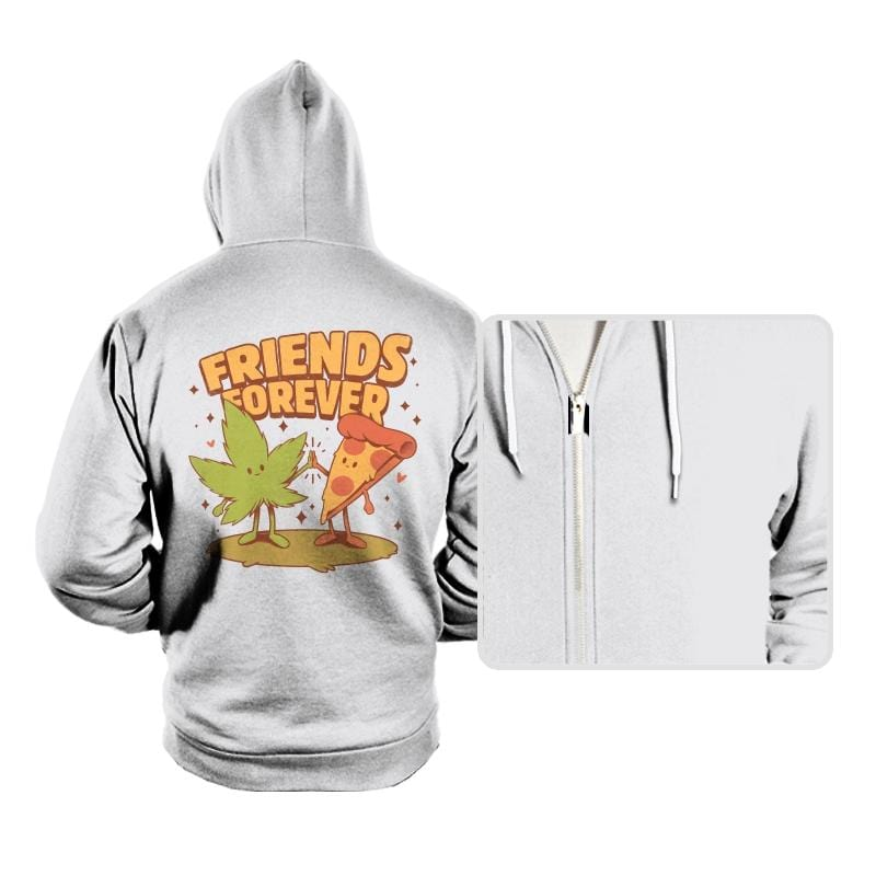 Cute Friends - Hoodies - Hoodies - RIPT Apparel