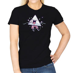Bermuda Triangle - Womens - T-Shirts - RIPT Apparel