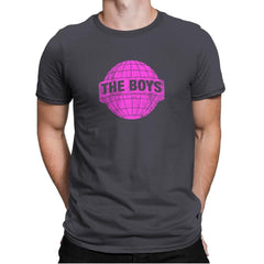 Boys World - Mens Premium - T-Shirts - RIPT Apparel