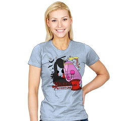 Wicked Adventure Exclusive - Womens - T-Shirts - RIPT Apparel