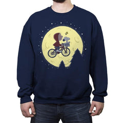 Friends to the End - Crew Neck Sweatshirt - Crew Neck Sweatshirt - RIPT Apparel