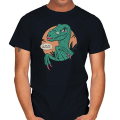 Clever Clever Girl - Mens - T-Shirts - RIPT Apparel