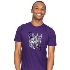 Warper Tessellation - 80s Blaarg - Mens - T-Shirts - RIPT Apparel