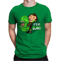 It's So Slimy - Mens Premium - T-Shirts - RIPT Apparel