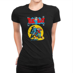 The Bat Exclusive - Womens Premium - T-Shirts - RIPT Apparel