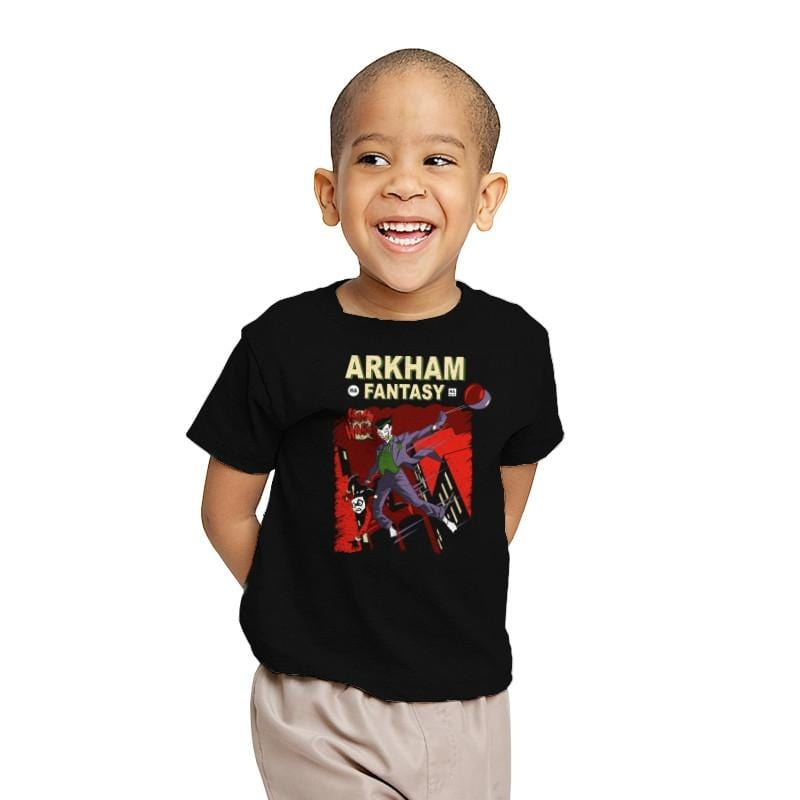 Arkham Fantasy - Youth - T-Shirts - RIPT Apparel