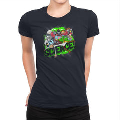 SCIENCE! Exclusive - Womens Premium - T-Shirts - RIPT Apparel