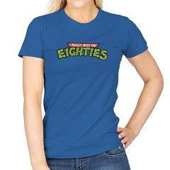 I Really Miss The Eighties - Womens - T-Shirts - RIPT Apparel