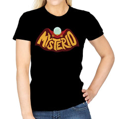 Master of Illusions - Womens - T-Shirts - RIPT Apparel