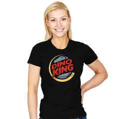 DinoKing Exclusive - Shirtformers - Womens - T-Shirts - RIPT Apparel