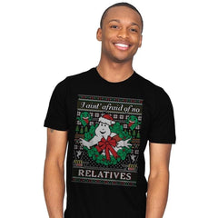 Jingle Busters - Ugly Holiday - Mens - T-Shirts - RIPT Apparel