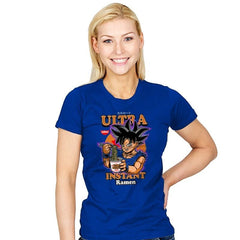 Ultra Instant Ramen  - Womens - T-Shirts - RIPT Apparel