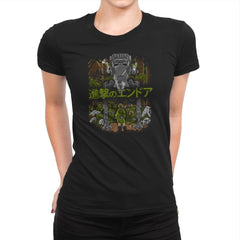 Attack on Endor Exclusive - Womens Premium - T-Shirts - RIPT Apparel