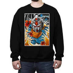 RX 78 - Crew Neck Sweatshirt - Crew Neck Sweatshirt - RIPT Apparel