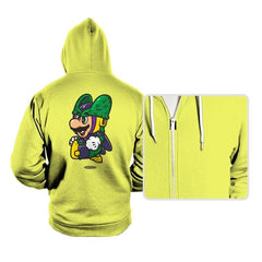 Super Jump Cell - Hoodies - Hoodies - RIPT Apparel