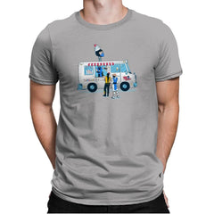 Sub Z's Frozen Treats Exclusive - Mens Premium - T-Shirts - RIPT Apparel