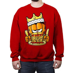 Notorious C.A.T - Crew Neck Sweatshirt - Crew Neck Sweatshirt - RIPT Apparel