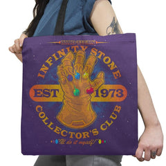 Stone Collector's Club Exclusive - Tote Bag - Tote Bag - RIPT Apparel
