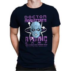 Doctor's Atomic Camp - Mens Premium - T-Shirts - RIPT Apparel
