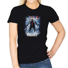 The Deadlights Exclusive - Womens - T-Shirts - RIPT Apparel
