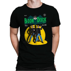 All Saints Comics - Mens Premium - T-Shirts - RIPT Apparel
