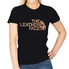 The LeatherFace - Womens - T-Shirts - RIPT Apparel