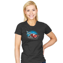 Lightning vs Shell Exclusive - Womens - T-Shirts - RIPT Apparel