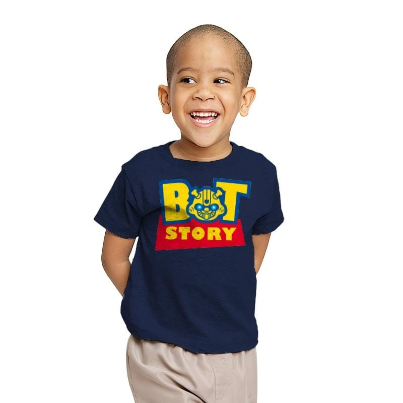 Bot Story - Youth - T-Shirts - RIPT Apparel