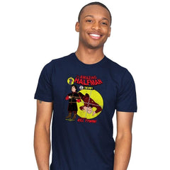 The Amazing Half-Man - Game of Shirts - Mens - T-Shirts - RIPT Apparel