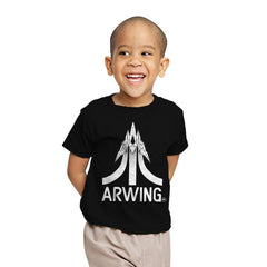 Arwing2600  - Youth - T-Shirts - RIPT Apparel