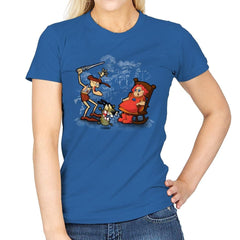 I've Got The Courage - Womens - T-Shirts - RIPT Apparel