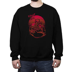 Midnight Music - Crew Neck Sweatshirt - Crew Neck Sweatshirt - RIPT Apparel