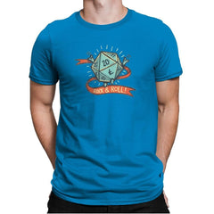 Rock and Rollplay - Mens Premium - T-Shirts - RIPT Apparel