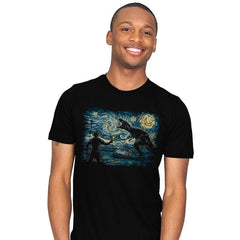 Jurassic Night - Mens - T-Shirts - RIPT Apparel