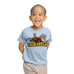 Tacolands 2 - Youth - T-Shirts - RIPT Apparel