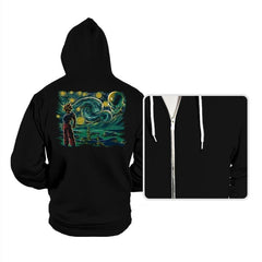 Starry Namek - Hoodies - Hoodies - RIPT Apparel