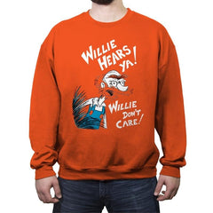 Who Cares? - Crew Neck Sweatshirt - Crew Neck Sweatshirt - RIPT Apparel