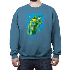KING KANG - Crew Neck Sweatshirt - Crew Neck Sweatshirt - RIPT Apparel
