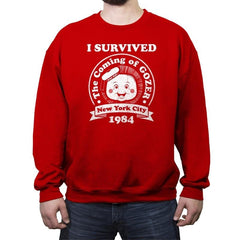 Survivor 1984 Reprint - Crew Neck Sweatshirt - Crew Neck Sweatshirt - RIPT Apparel