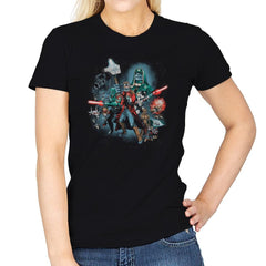 Guardians Far Away Exclusive - Awesome Mixtees - Womens - T-Shirts - RIPT Apparel